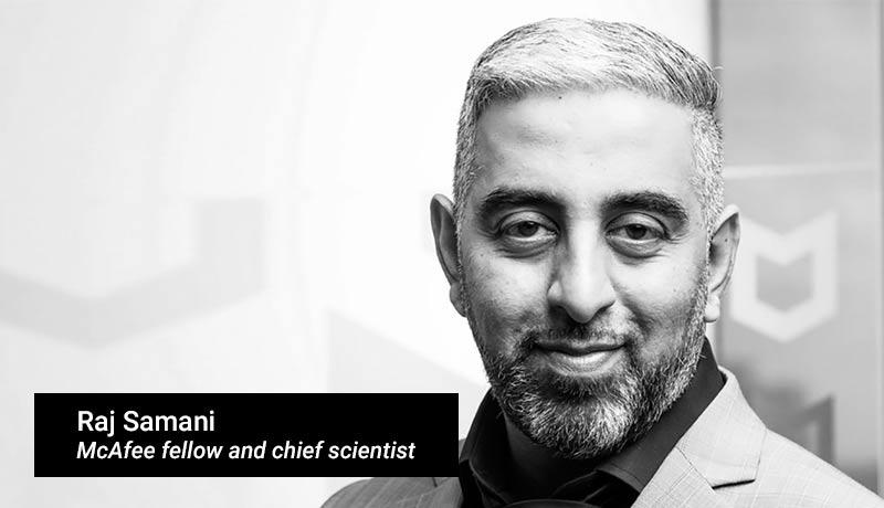 Raj-Samani,-McAfee-fellow-and-chief-scientist-McAfee -techxmedia