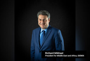 Richard-Mikhael,-President-for-Middle-East-and-Africa,-IDEMIA-Digital ID-techxmedia