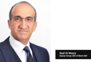 Sael-Al-Waary,-Deputy-Group-CEO-of-Bank-ABC-MEA Fintech Forum-Bank of the Future-TECHxmedia