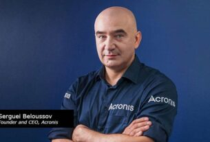 Serguei-Beloussov-Founder-and-CEO-of-Acronis-Acronis-CyberLynx -techxmedia