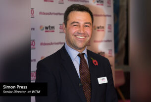 WTM-Senior-Director-Simon- Travel & tourism professionals - reconnect - WTM virtual today - Techxmedia