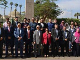 Cairo - chemical engineering students - Honeywell scholarships - Techxmedia