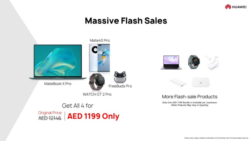 huawei massive flash sale-techxmedia