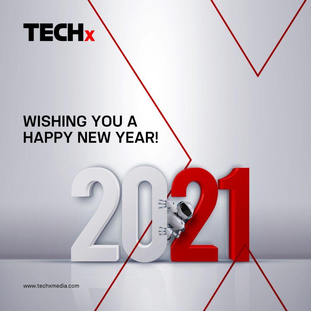 TECHx - New Year