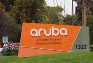 Aruba - branch office connectivity - AWS - TECHx