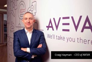Craig-Hayman-vital role - data center - disruptive global economy - aveva- Techxmedia