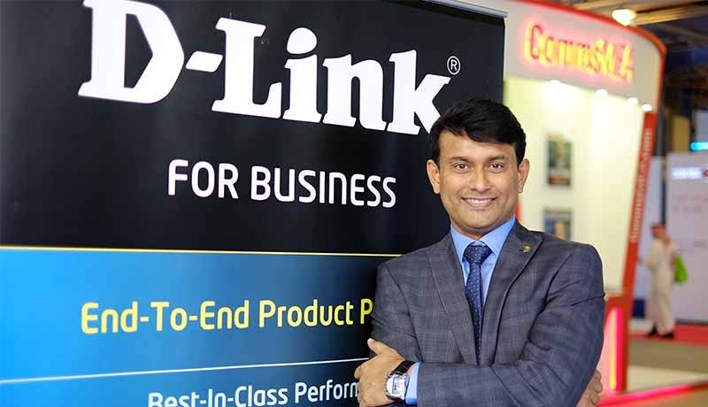 D-Link - Sakkeer Hussain, Director, Sales and Marketing, D-Link Middle East - TECHxmedia