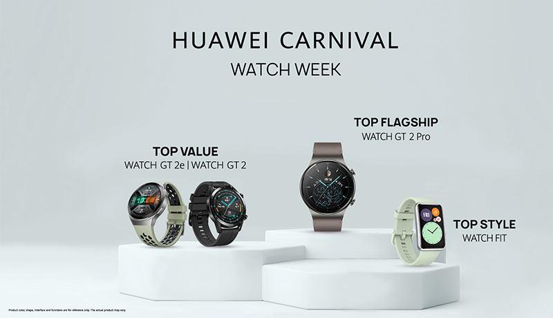 HUAWEI smart WATCH-techxmedia