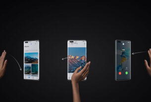 HUAWEI-Mate-40-Pro_Gesture-Recognition -techxmedia