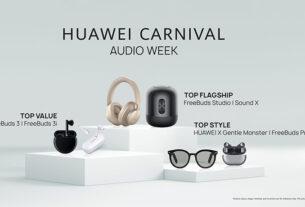 Huawei-Carnival-Audio-Week---Horizontal-English- HUAWEI FreeBuds Studio-techxmedia