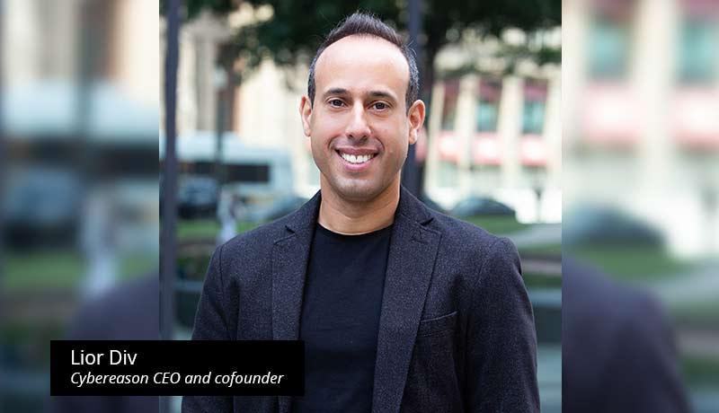 Lior-Div,-Cybereason-CEO-and-cofounder-techxmedia