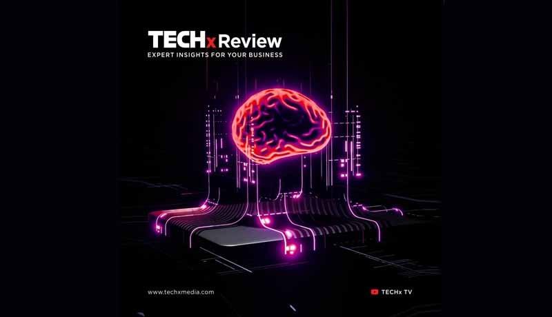 Magazine Cover -TECHx - annual magazine - TECHx Review - GITEX 2020 - TECHxmedia