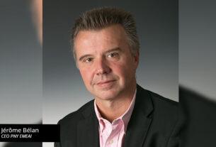 Jérôme-Bélan,-CEO-PNY-EMEAI -PNY Technologies - digital transformation - AI - Techxmedia