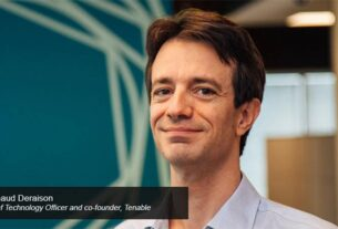 Renaud Deraison co-founder-and-chief-technology-officer-Tenable - ServiceNow Platform - TECHxmedia