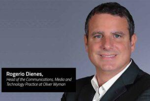 Rogerio Dienes - Oliver Wyman - 5G - TECHxmedia