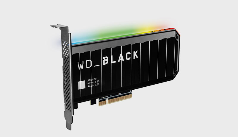 Western Digital - WD_BLACK portfolio - gaming environments - Techxmedia