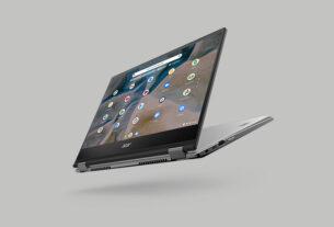 Acer - Ryzen - Chromebook - Spin 514 - techxmedia