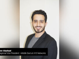 Amr-Alashaal,-Regional-Vice-President---Middle-East-at-A10-Networks -5G Core - Mobile Network Predictions - Techxmedia