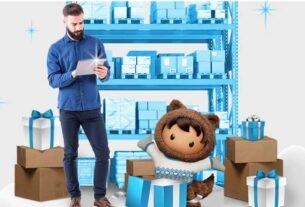 Biggest Holiday Season - digital sales - Salesforce -techxmedia