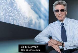 Bill McDermott, president and CEO - ServiceNow - techxmedia