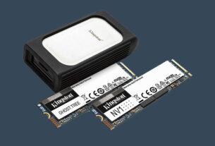 CES 2021 - Kingston - NVMe SSD -techxmedia