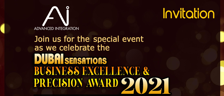 Advanced Integration - Dubai Sensations - Business Excellence - Precisian Awards 2021 - techxmedia