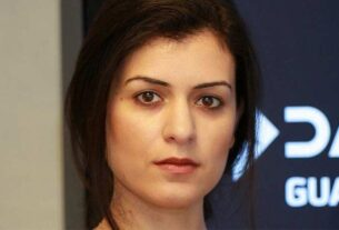 Dr.-Najwa-Aaraj-Chief-Researcher-Cryptography-Research-Centre-TII's Cryptography Research Centre - Yale University - TECHx