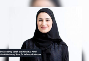 Emirati-Minister-of-State-for-Advanced-Sciences -Minister of State for Advanced Technology-UAEU's R&D programmes - TECHx