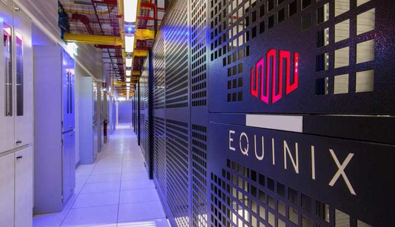 Equinix - European cloud - data center - climate neutrality - TECHx