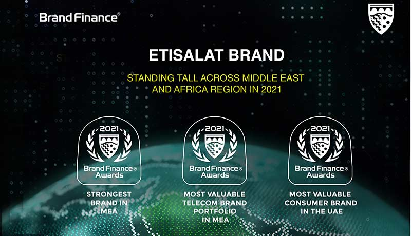 Etisalat - strongest brands - techxmedia