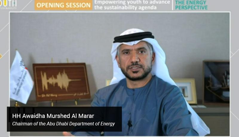 HH - Awaidha Murshed Al Marar - Chairman -DoE - techxmedia