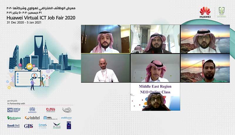 Huawei-hosts-Saudi-Job-Fair-techxmedia