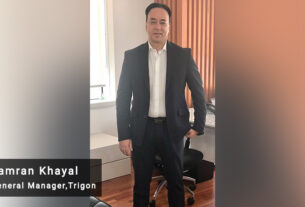 Kamran Khayal -TRIGON -general Manager - techxmedia