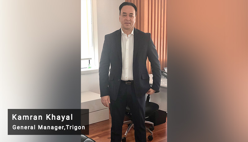 Kamran Khayal -TRIGON -general Manager - techxmedia