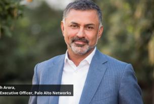 Nikesh Arora- Chief Executive Officer - Palo Alto Networks - SolarWinds -techxmedia