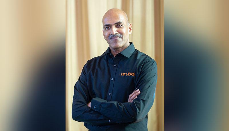 Partha-Narasimhan,-CTO-of-Aruba,-a-Hewlett-Packard-Enterprise-company-networking trends-techxmedia