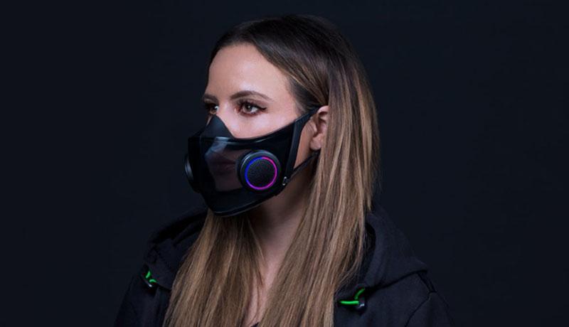 Project-Hazel-Razer- smartest face mask - techxmedia
