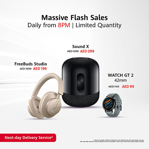 Stunning deals - HUAWEI ONLINE SHOPPING FESTIVAL – products - techxmedia