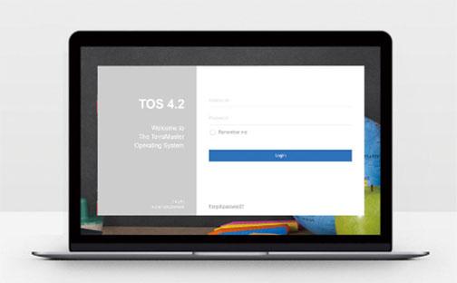 TOS-TerraMaster - TOS 4.2 - TNAS - techxmedia