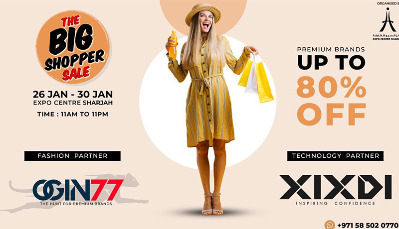 The Big Shopper Sale - techxmedia