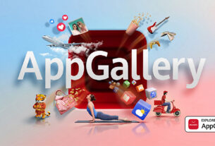 Top 3-most downloaded - messaging apps - HUAWEI AppGallery - techxmedia