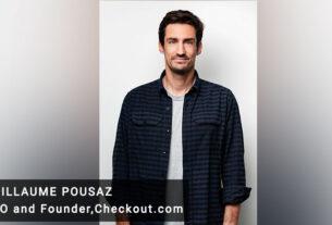 Guillaume Pousaz, CEO and Founder of Checkout.com - techxmedia