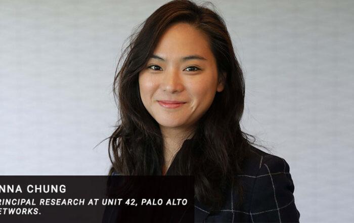 Women in Tech - Anna Chung - Palo Alto Networks - techxmedia