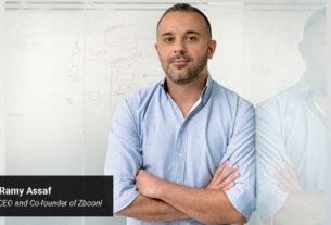 Zbooni CEO and co-founder Ramy Assaf - techxmedia