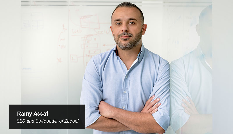 Zbooni CEO and co-founder Ramy Assaf - techxmedia