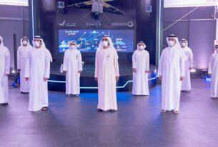 dubai innovation programs -Mohammed bin Rashid - DEWA - space programme - Space-D - techxmedia