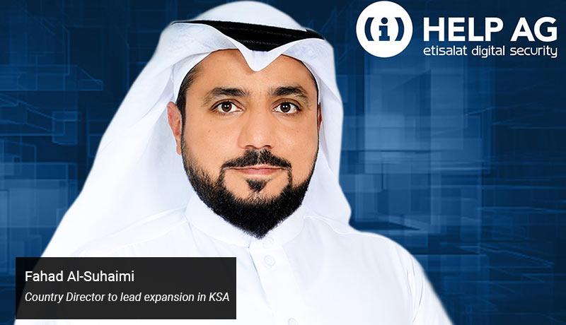Help AG - Fahad Al-Suhaimi - Country Director - expansion in KSA - Techxmedia