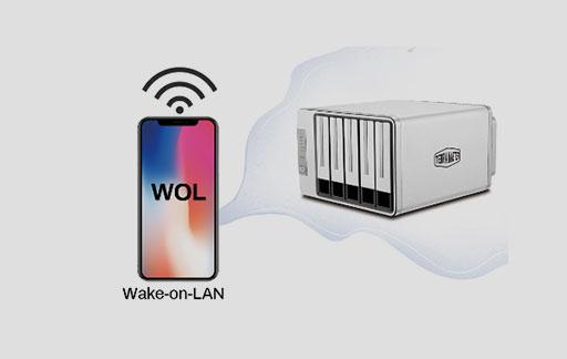 wake-on-lan - TerraMaster - TOS 4.2 - TNAS - techxmedia