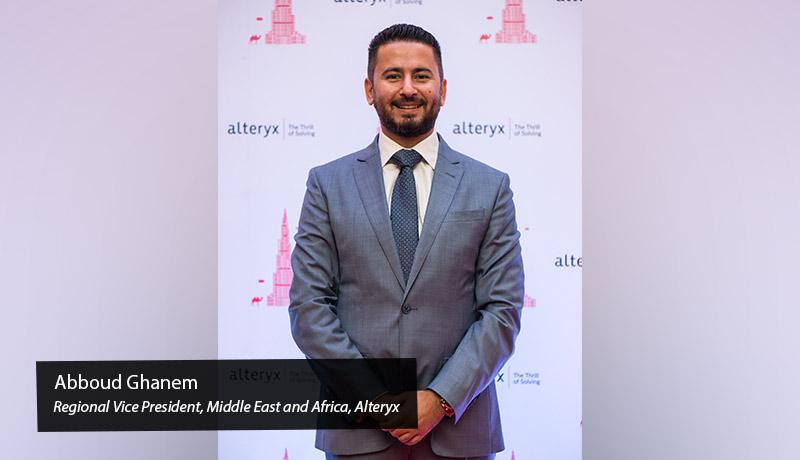 Abboud Ghanem- alteryx - techxmedia