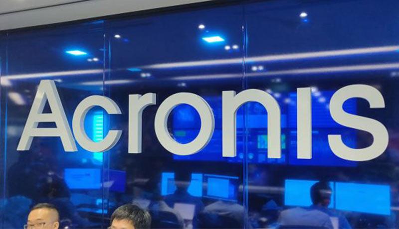 Acronis- #CyberFit Partner Program - techxmedia